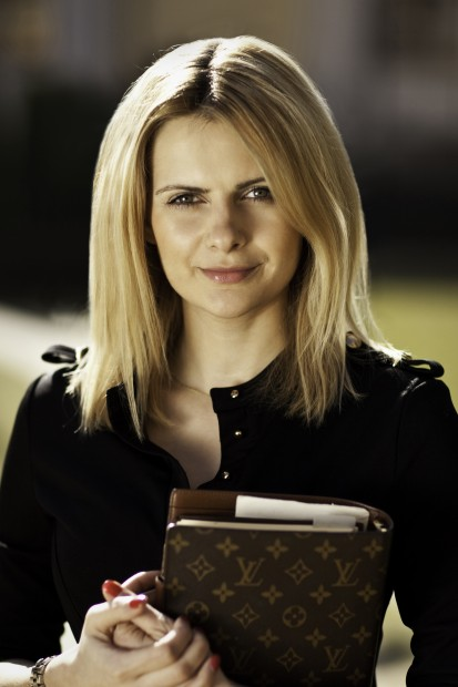 Agnieszka Owczarek ekspert marki Noble Health