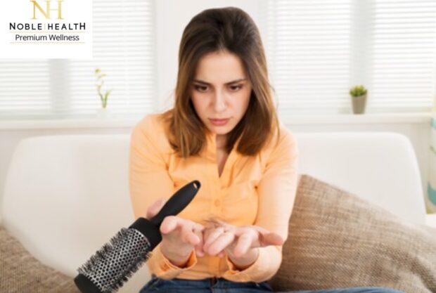 Tarczyca a wypadanie włosów