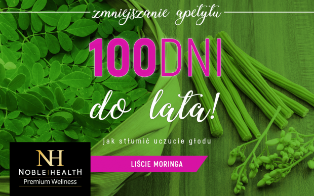 100 dni do lata liscie moringa