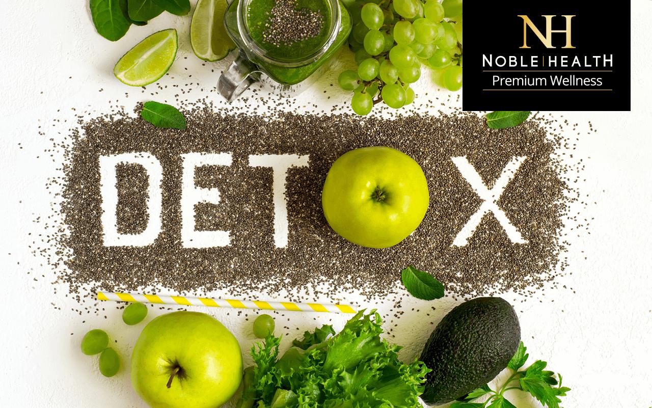 Dlaczego warto zrobić detox