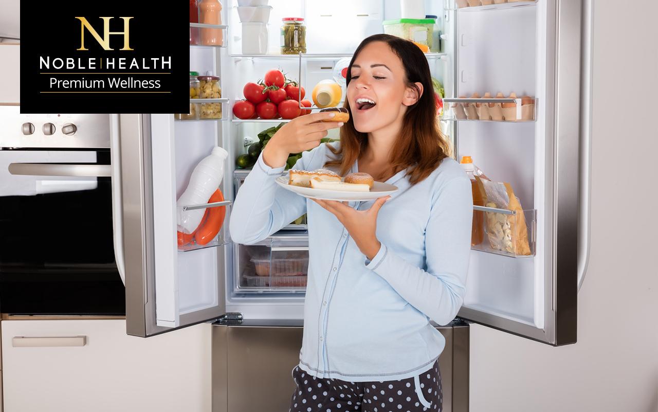 jak zahamować apetyt