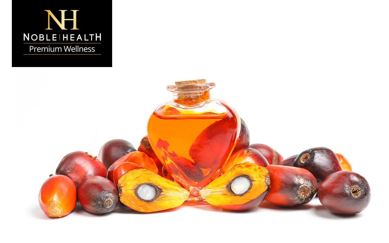olej palmowy właściwości