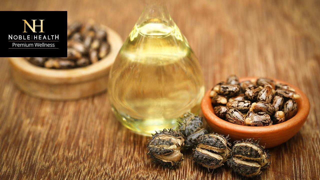 olejek rycynowy właściwości